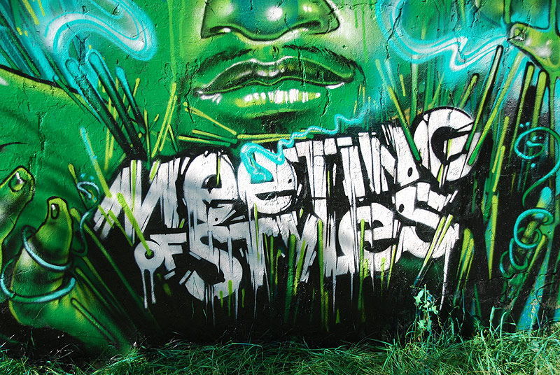 Meeting of Styles 2011. Lublin.
